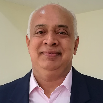 Board of Director - Manoj Nambiar