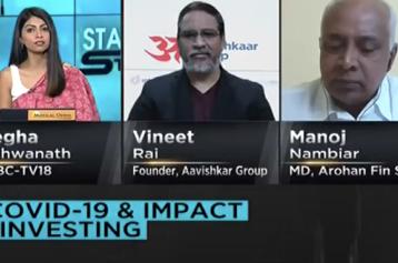 Vineet Rai & Manoj Nambiar Interview | StartUp Street